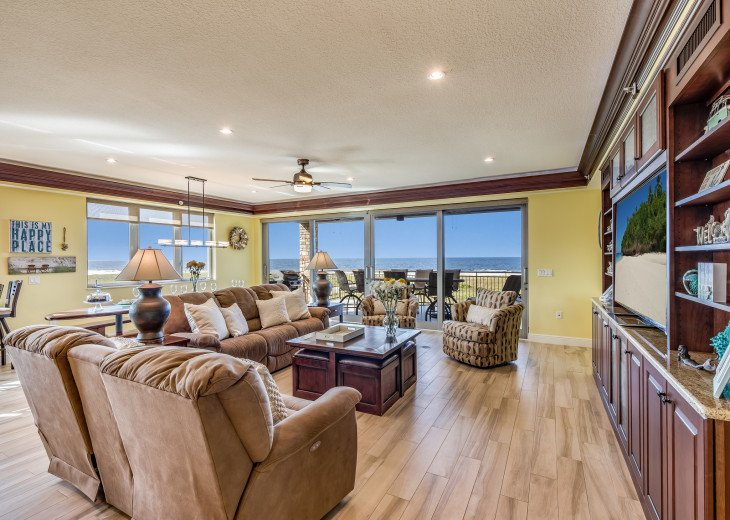 The Seascape – 8BR/9BA Beachfront, Heated Shared Pool, Private Access to Beach #11