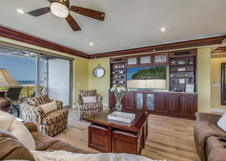 The Seascape – 8BR/9BA Beachfront, Heated Shared Pool, Private Access to Beach #16