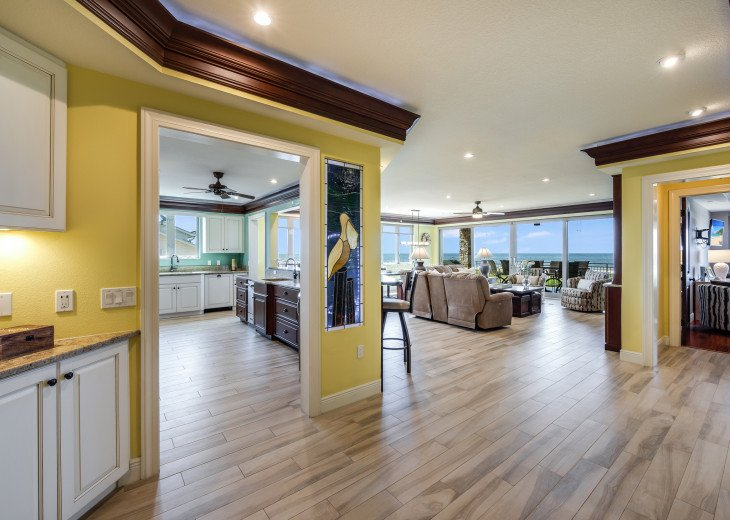 The Seascape – 8BR/9BA Beachfront, Heated Shared Pool, Private Access to Beach #5