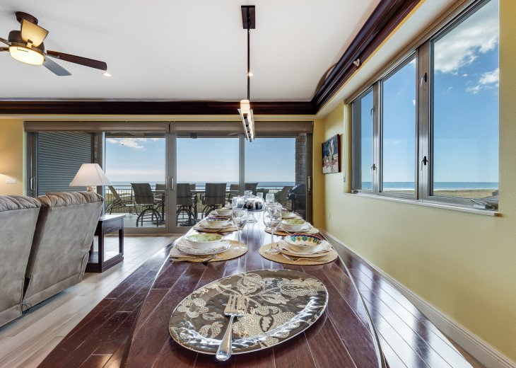 The Seascape – 8BR/9BA Beachfront, Heated Shared Pool, Private Access to Beach #73