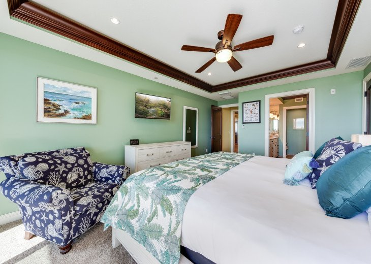 The Seascape – 8BR/9BA Beachfront, Heated Shared Pool, Private Access to Beach #99