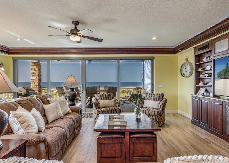 Ocean's Edge- 4BR/4.5BA Beachfront Condo, Heated Pool, With Private Beach Access #12