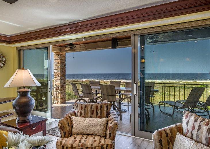 Ocean's Edge- 4BR/4.5BA Beachfront Condo, Heated Pool, With Private Beach Access #16
