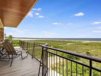 Ocean's Edge- 4BR/4.5BA Beachfront Condo, Heated Pool, With Private Beach Access #1