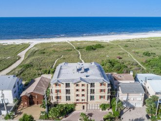 West Shore - 4BR/4.5BA Beach Front Condo, Heated Pool, With Private Beach Access #1