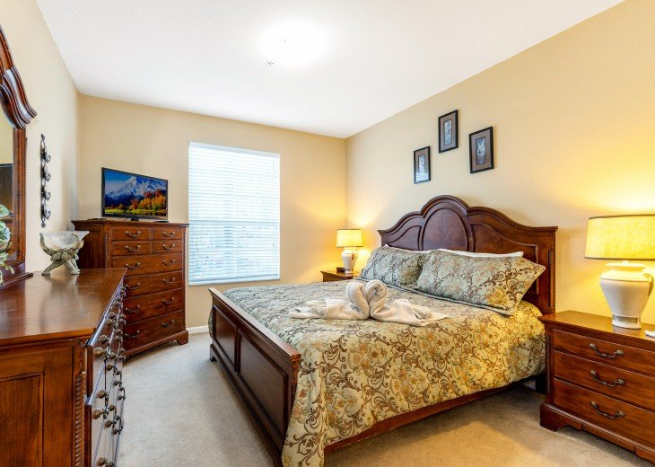 3BR 1st Floor Condo Near Disney, Steps from Pool, Loaded with Amenities #8