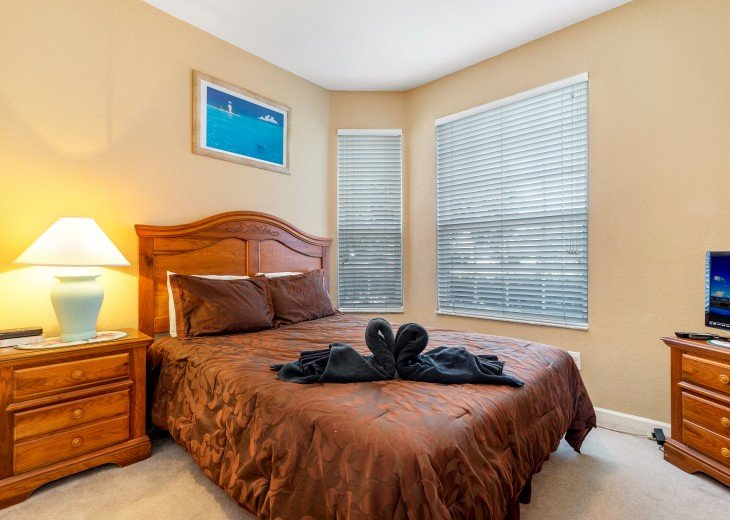 3BR 1st Floor Condo Near Disney, Steps from Pool, Loaded with Amenities #11