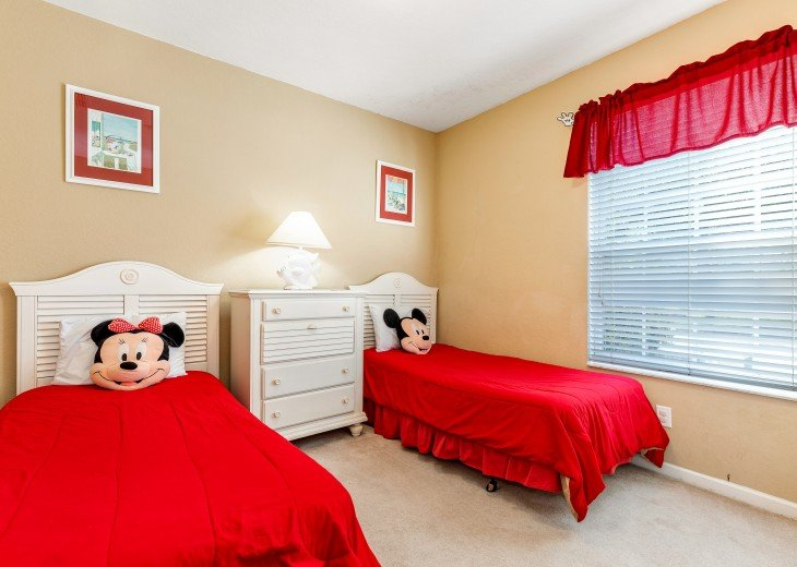 3BR 1st Floor Condo Near Disney, Steps from Pool, Loaded with Amenities #13