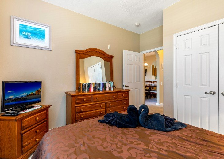 3BR 1st Floor Condo Near Disney, Steps from Pool, Loaded with Amenities #12