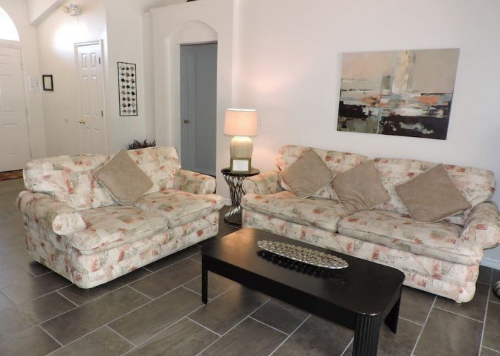 Luxury 3 Bed Villa with private South facing pool .Close to Disney. #3