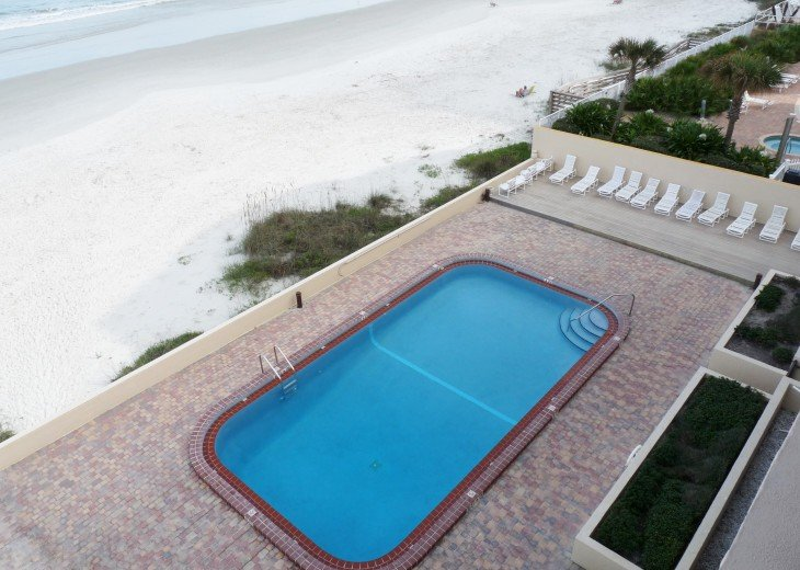 Beach-side Pool and Sun Deck