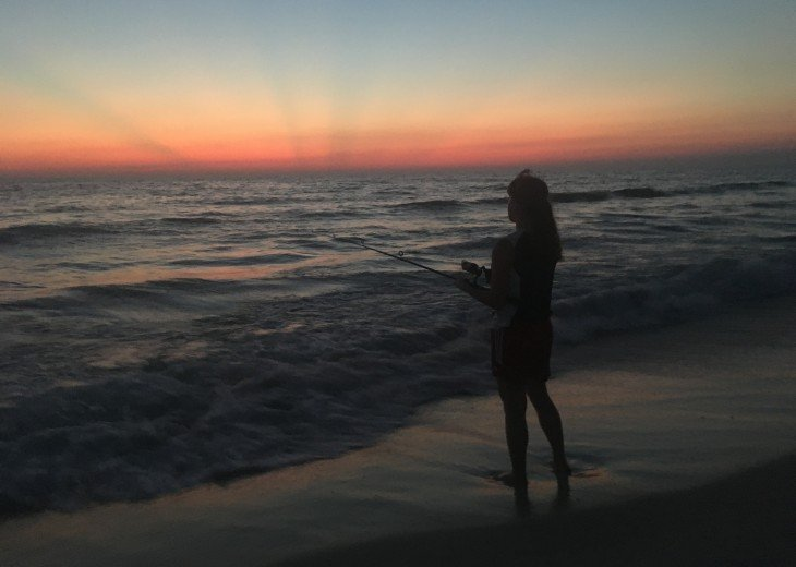 DIRECT BEACH FRONT - 3 Beach Front Decks - Lot's of Extra's - Pet Friendly #42