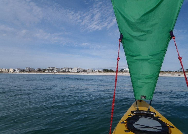 DIRECT BEACH FRONT - 3 Beach Front Decks - Lot's of Extra's - Pet Friendly #35