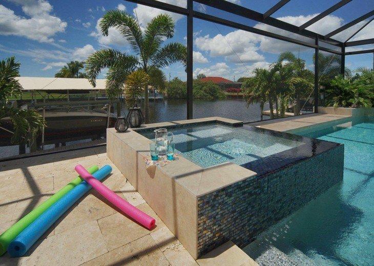a dream vacation in a dream villa in Cape Coral
