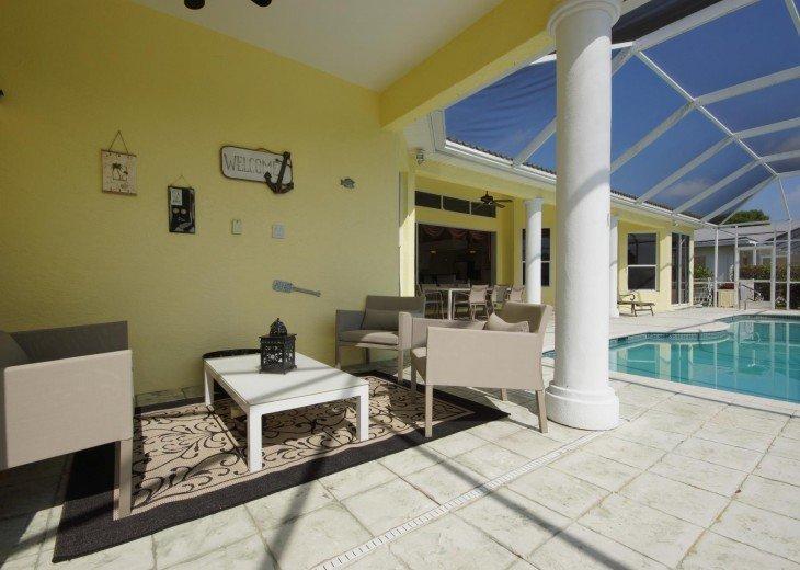 a deam vacation in a dream villa in Cape Coral