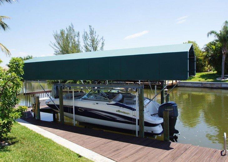 Dream Villa Boca Raton – Villa inclusive boat #47