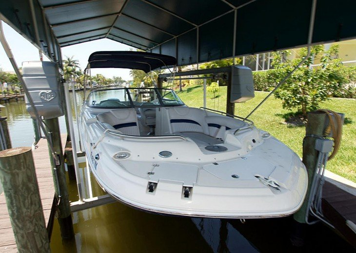 Dream Villa Boca Raton – Villa inclusive boat #48