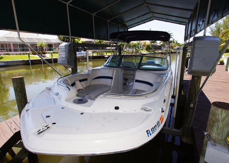 Dream Villa Boca Raton – Villa inclusive boat #52