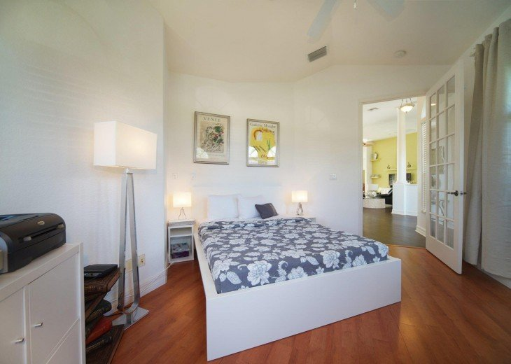 4thbedroom of the Villa in Cape Coral, Florida