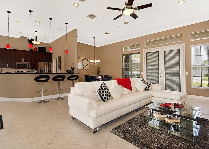 a deam vacation in a dream villa in Cape Coral
