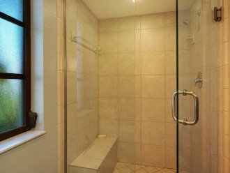 2nd bathroom of the villa in Cape Coral, Florida