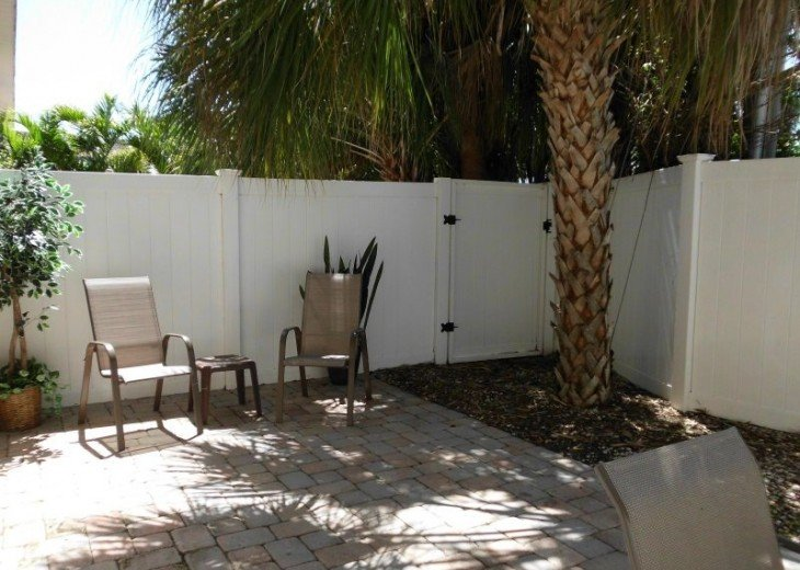 2 bed 1 bath, Private Patio. All the comforts of home. #3