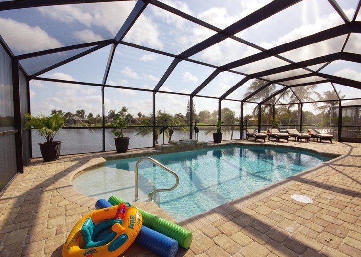 relax and sooth your soul in Cape Coral Florida