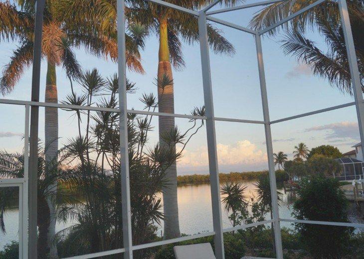 Villa Secret Garden on Pine Island - Boat available #20