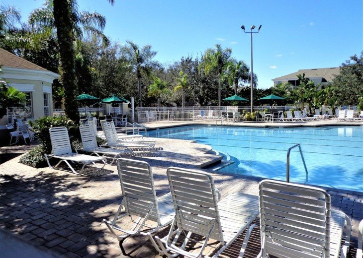5 Star Updated Windsor Palms Pool Home with 2 Master bedrooms. 4 Bed 3 Bath #36
