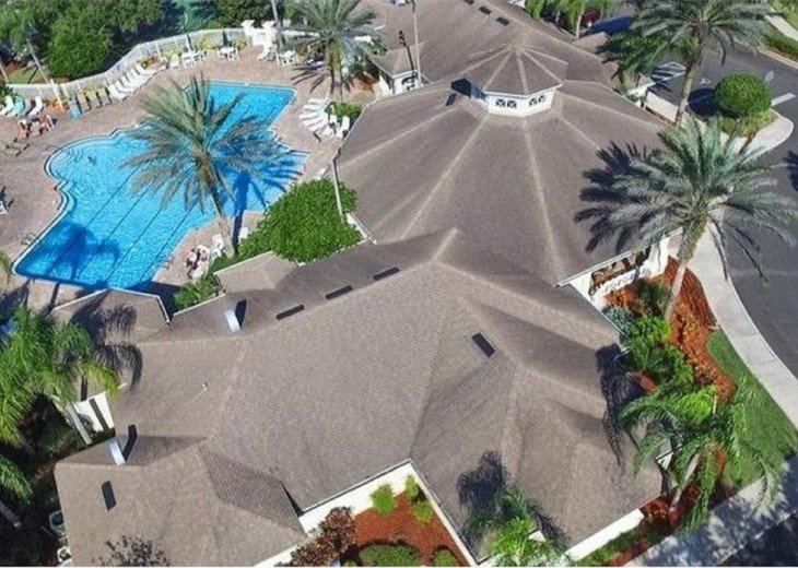 5 Star Updated Windsor Palms Pool Home with 2 Master bedrooms. 4 Bed 3 Bath #33