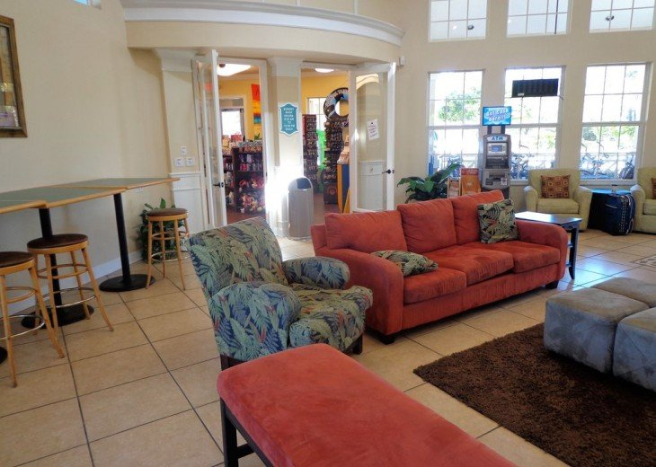 5 Star Updated Windsor Palms Pool Home with 2 Master bedrooms. 4 Bed 3 Bath #34