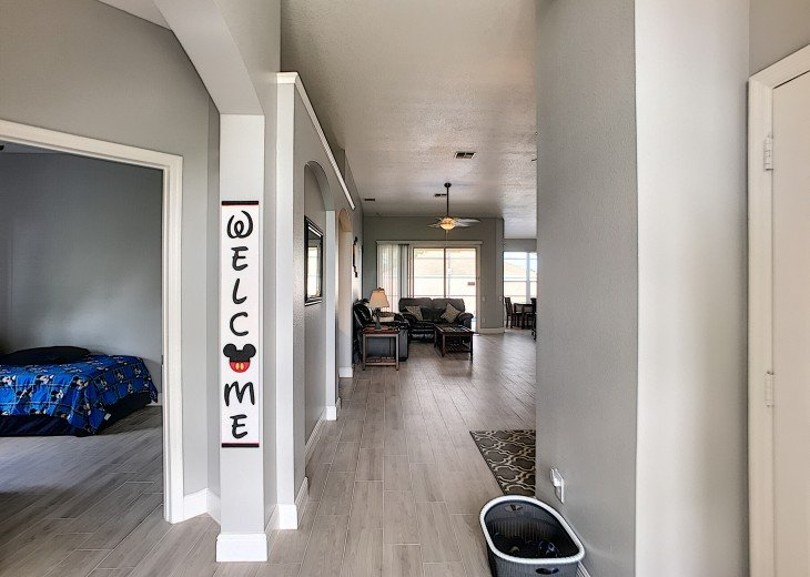 5 Star Updated Windsor Palms Pool Home with 2 Master bedrooms. 4 Bed 3 Bath #7