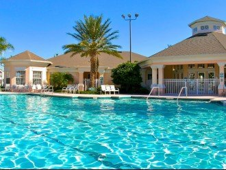 5 Star Updated Windsor Palms Pool Home with 2 Master bedrooms. 4 Bed 3 Bath #1
