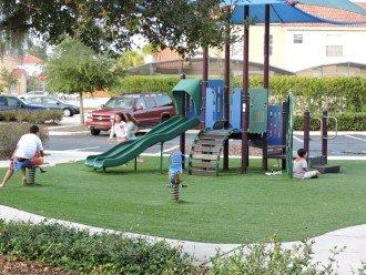 Resort play area