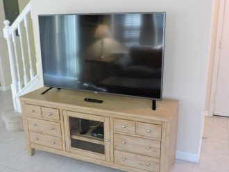 Large screen smart TV