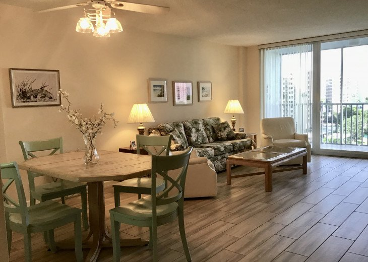 December special at off season monthly rate! Comfortable Condo Naples #3