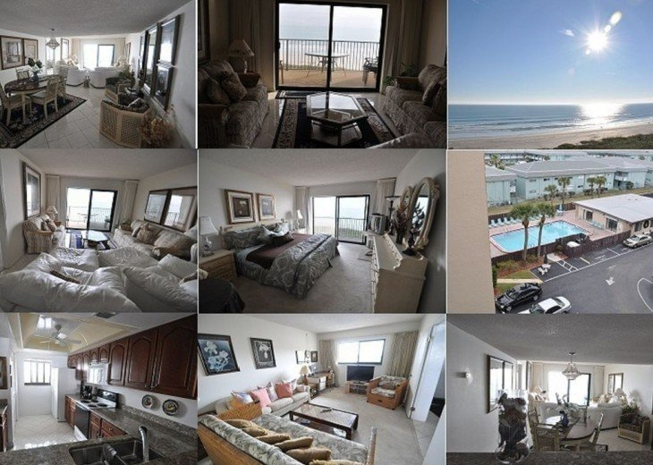 Direct Ocean Front, Gorgeous 6th Floor 3 Bedroom, Breathtaking Panoramic Views #26