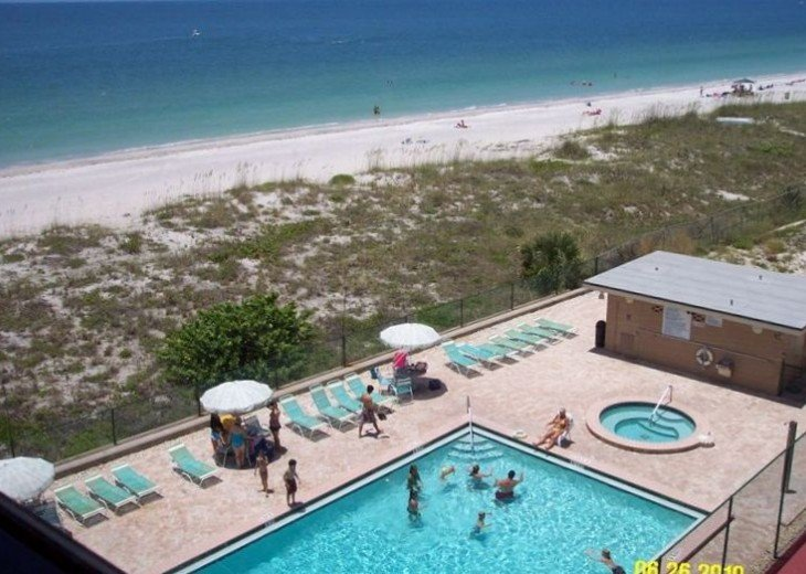 Watch Dolphins and Manatees from Your Fifth Floor Balcony! #6