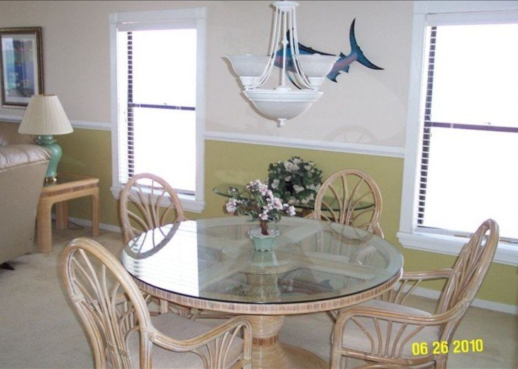 Watch Dolphins and Manatees from Your Fifth Floor Balcony! #2