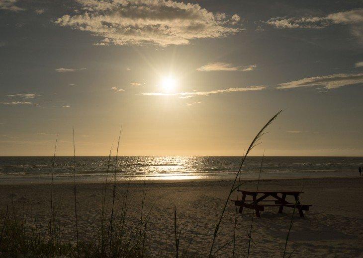 Beautiful Sunsets routine.