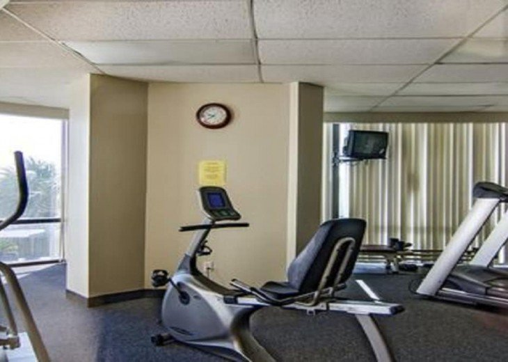 Fitness Center State of the Art Equippment