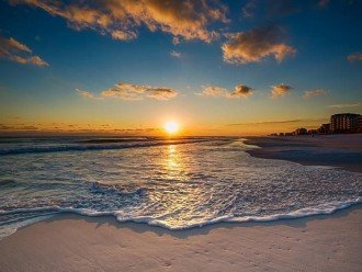 Stunning Sunrise on the Beach