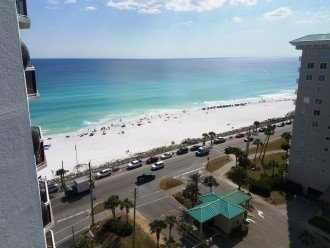 Awesome Views of the Gulf from your own Private Large Balcony