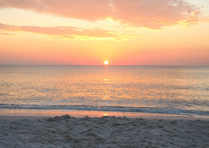 Barefoot Beach Beach Front Condo #17