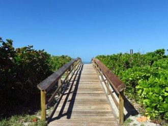 Barefoot Beach Beach Front Condo #1