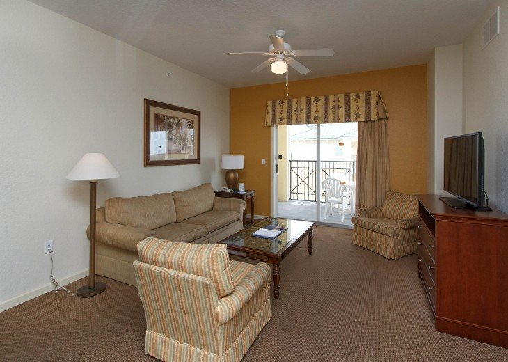 Luxury Resort Condo-3 Bdrm,$800/Week. Free WIFI & Shuttle #6
