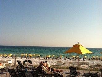 Fun time at the beach!