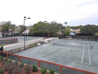 14 Hard-tru courts with round robin, tournament events or free time play