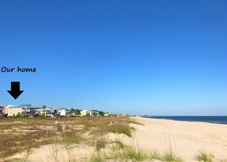 Gulf Front!Newly renovated!Screen Porch!Fire Pit!Sundeck!Beach Equipment! #40