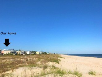 Gulf Front!Newly renovated!Screen Porch!Fire Pit!Sundeck!Beach Equipment! #1